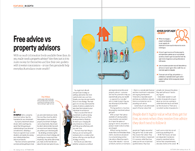Free Advice vs Property Advisors